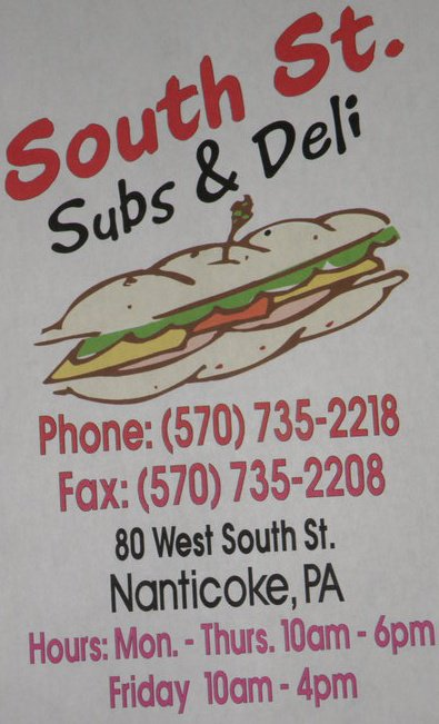 South Street Subs and Deli