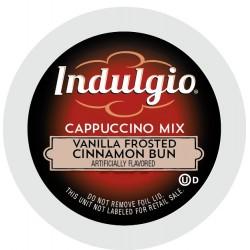 Indulgio/Victor Allen Vanilla Frosted Cinnamon Bun