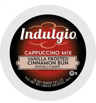 Indulgio Vanilla Frosted Cinnamon Bun