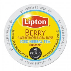 Lipton Berry Iced Tea KCup