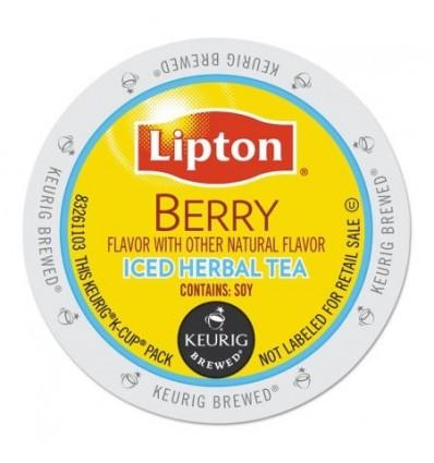Lipton Berry Iced Tea KCup