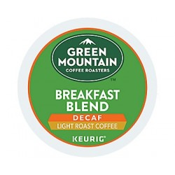 Green Mountain Breakfast Blend DECAF