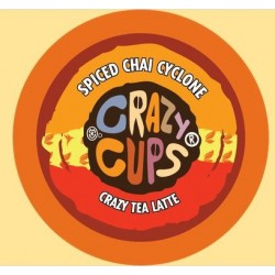 Crazy Cups Spiced Chai Cyclone Sweet Tea