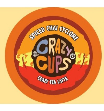 Crazy Cups Spiced Chai Latte Sweet Tea
