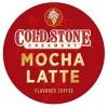 Cold Stone Mocha Latte