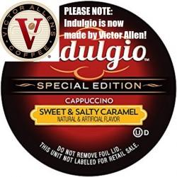 Indulgio/Victor Allen Sweet & Salty