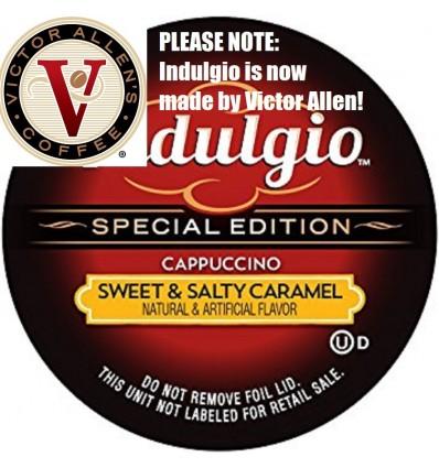 Indulgio/Victor Allen White Caramel Chocolate