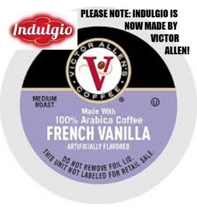 Indulgio/Victor Allen French Vanilla