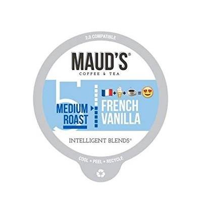 Mauds French Vanilla