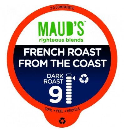 Mauds French Roast From The Coast