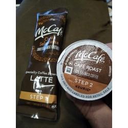 McCafe Latte