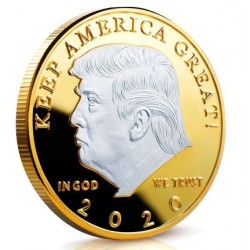 Trump Keep America Great Coin 1