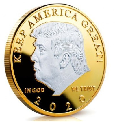 Keep America Great Coin