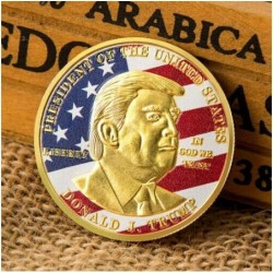 Trump Keep America Great Coin 3