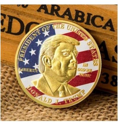 Trump Keep America Great Coin 3