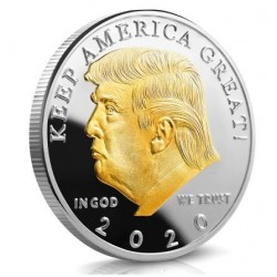 Trump Keep America Great Coin 6