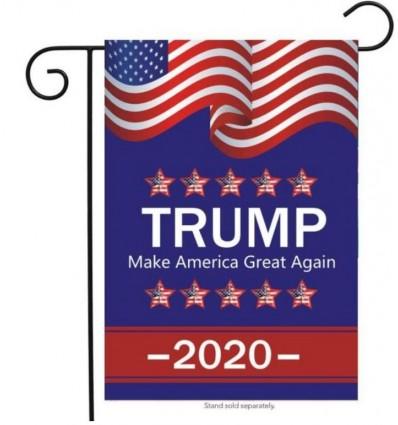 Trump Yard Flag