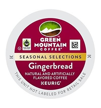 Green Mountain Gingerbread
