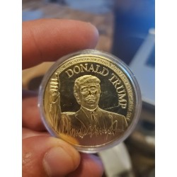 Trump Keep America Great Coin 7
