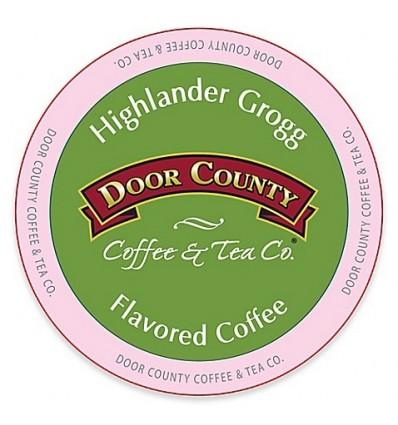 Door County Highlander Grogg