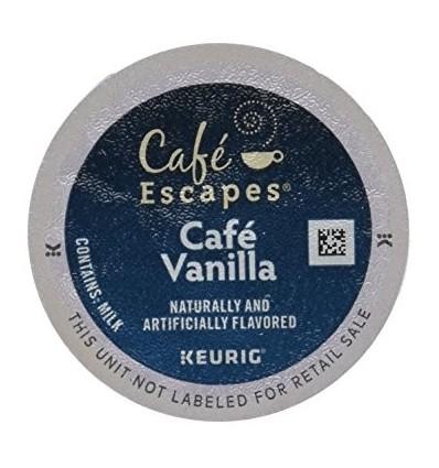 Cafe Escapes Cafe Vanilla